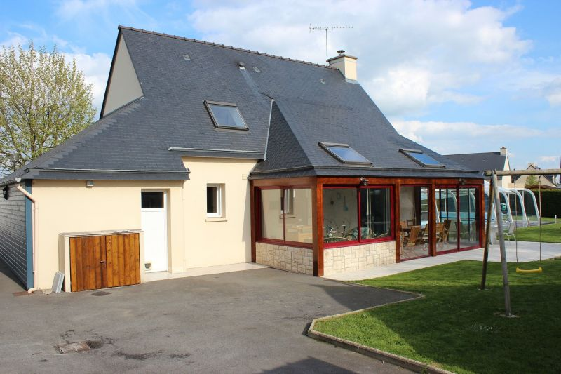 Vue extérieure de la location Location Maison 114331 Dol-de-Bretagne