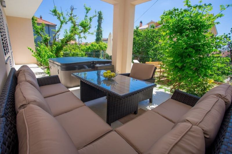 Terrasse Location Appartement 114346 Trogir