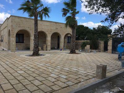 Vue extérieure de la location Location Villa 115840 Tricase
