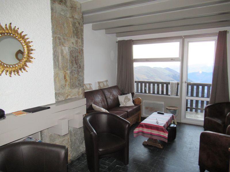 Salon Location Appartement 116886 Saint Lary Soulan