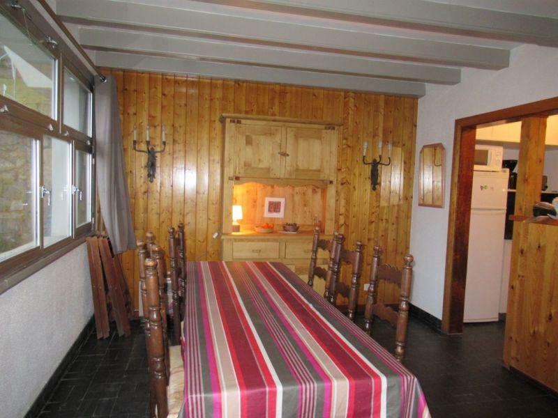 Salle à manger Location Appartement 116886 Saint Lary Soulan