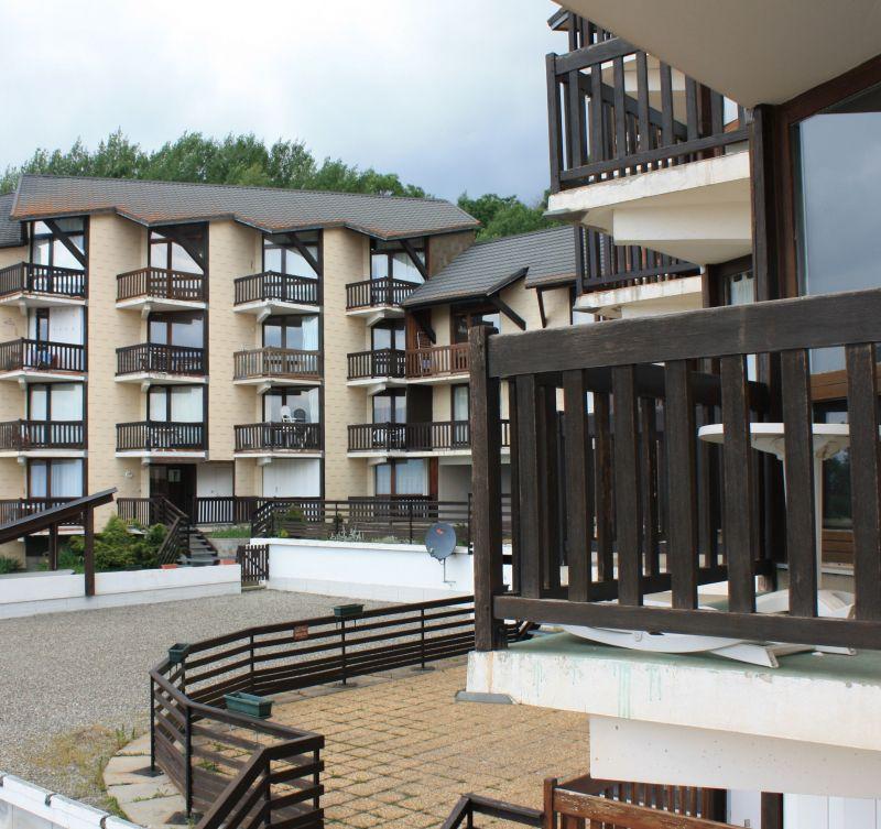 Vue du balcon Location Appartement 116961 Font Romeu
