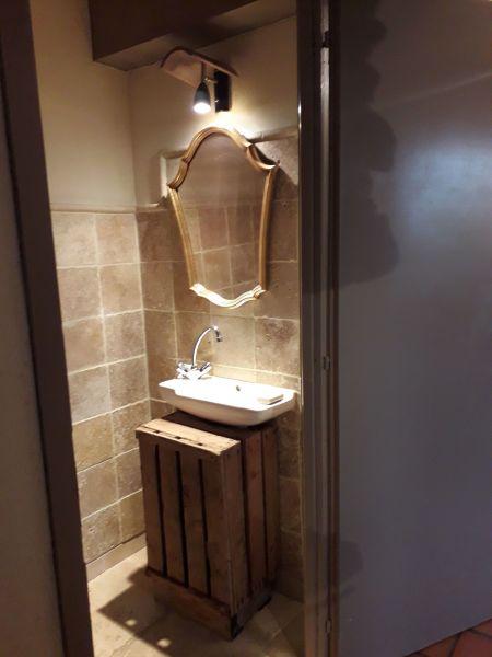WC séparé Location Maison 117856 Valensole