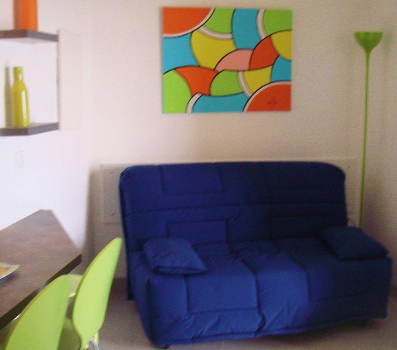 Séjour Location Appartement 118033 Canet