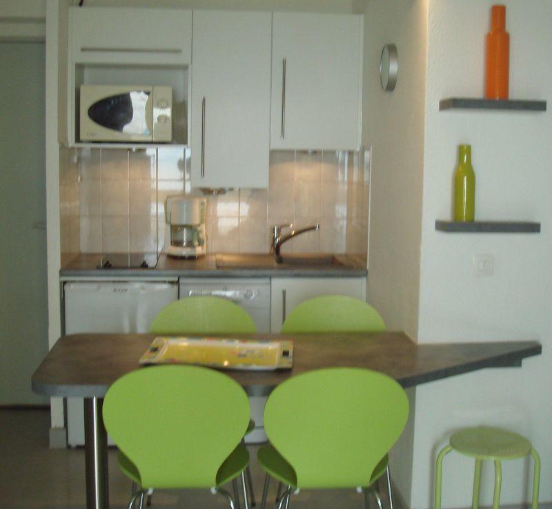 Cuisine américaine Location Appartement 118033 Canet