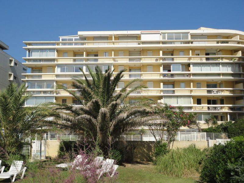 Jardin Location Appartement 118033 Canet