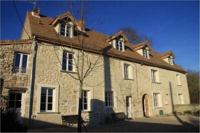 Vue ext�rieure de la location Location Villa 65060 Versailles