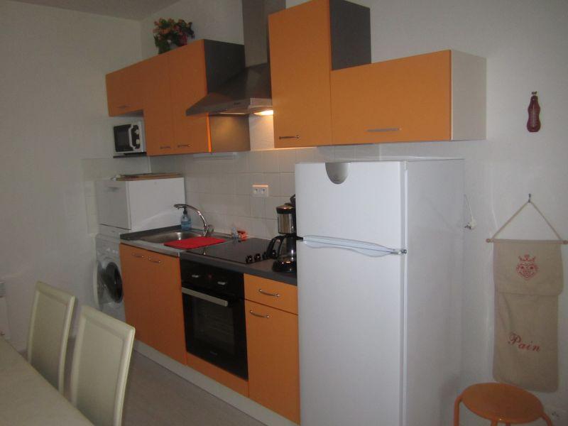 Cuisine américaine Location Appartement 66948 Les Rousses