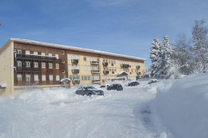 Vue extérieure de la location Location Appartement 66948 Les Rousses