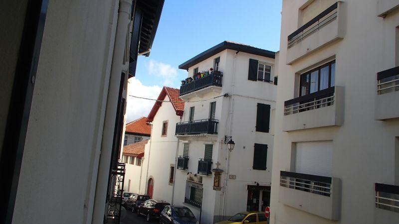 Vue depuis la location Location Appartement 67539 Saint Jean de Luz