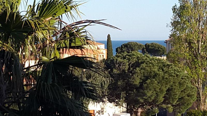 Vue de la terrasse Location Appartement 68666 La Londe les Maures