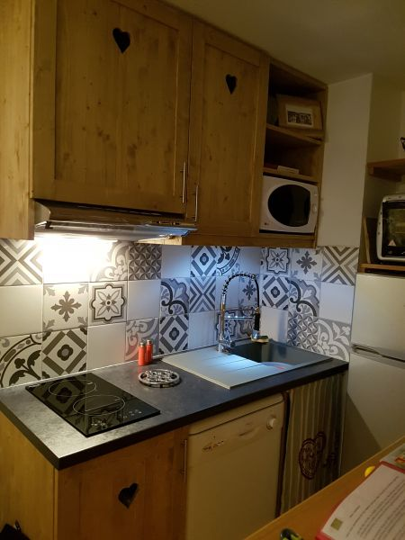 Coin cuisine Location Appartement 73973 La Norma