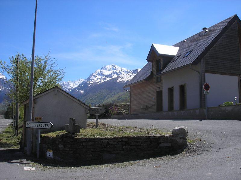 Vue à proximité Location Maison 74749 Loudenvielle