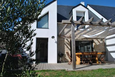 Terrasse Location Maison 74855 Quiberon