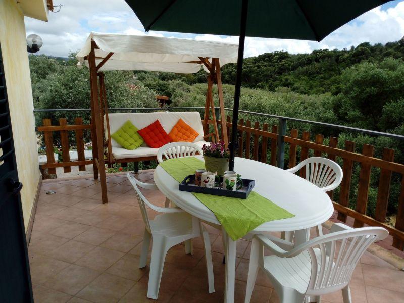 Vue de la terrasse Location Appartement 74939 Alghero
