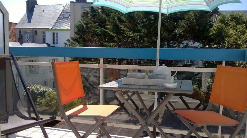 Vue du balcon Location Appartement 76461 Wimereux