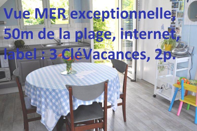 Cuisine d'été Location Appartement 77591 Perros-Guirec