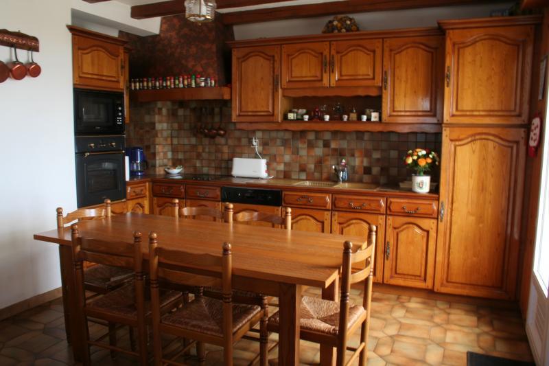 Cuisine d'été Location Maison 77947 Saint Cast Le Guildo