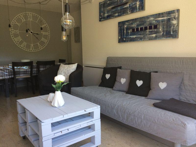 Séjour Location Appartement 80072 Le Corbier