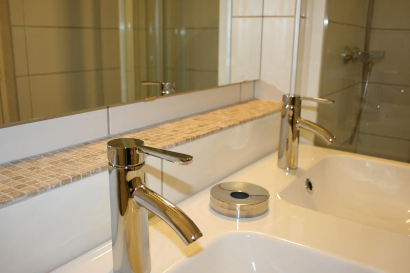 Salle d'eau Location Appartement 80072 Le Corbier