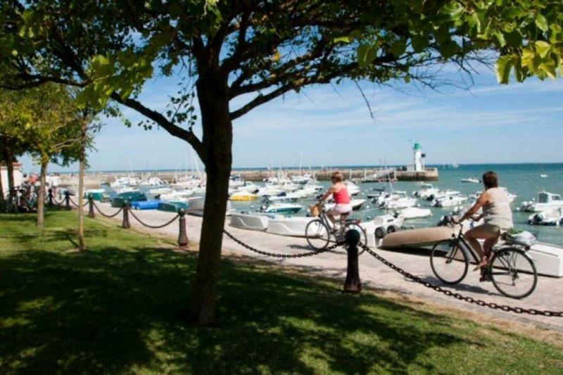 Vue à proximité Location Appartement 81402 La Couarde-sur-Mer