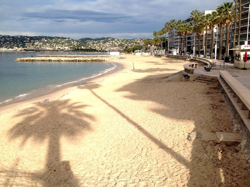 Plage Location Appartement 82884 Juan les Pins