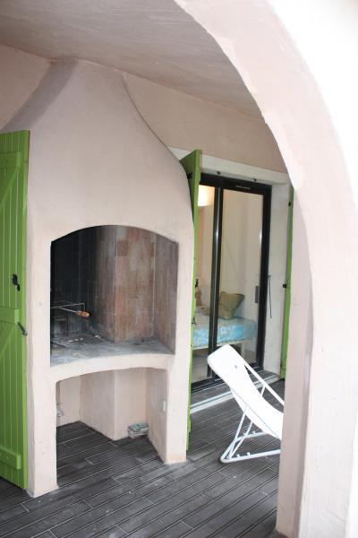 Cuisine d'été Location Villa 84149 Porto Vecchio