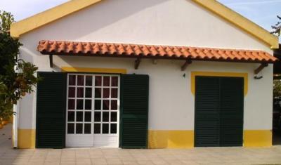 Vue ext�rieure de la location Location Chambre d'h�te 84600 Palmela