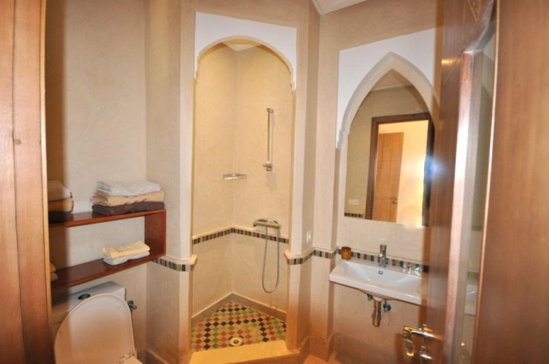 salle de bain 3 Location Villa 86815 Marrakech