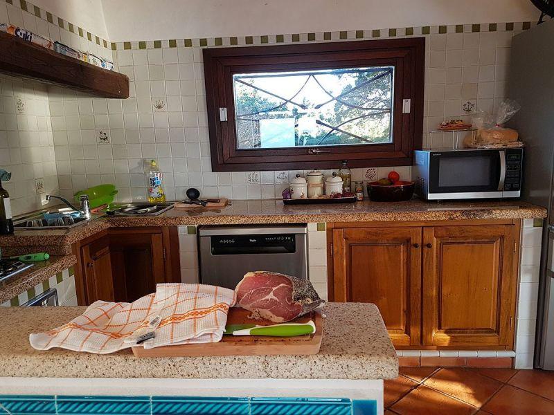 Cuisine américaine Location Villa 90063 Santa Teresa di Gallura