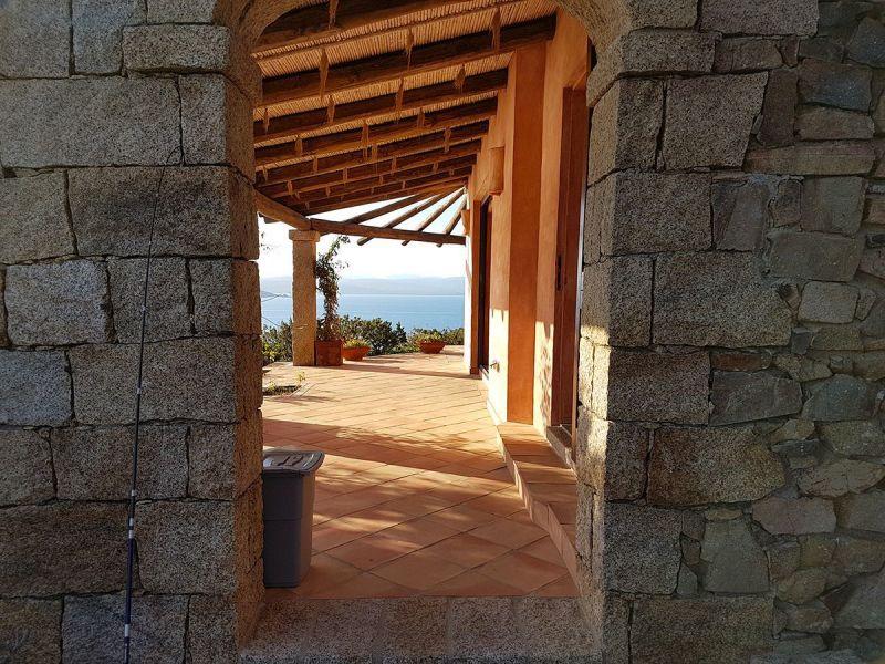 Vue extérieure de la location Location Villa 90063 Santa Teresa di Gallura