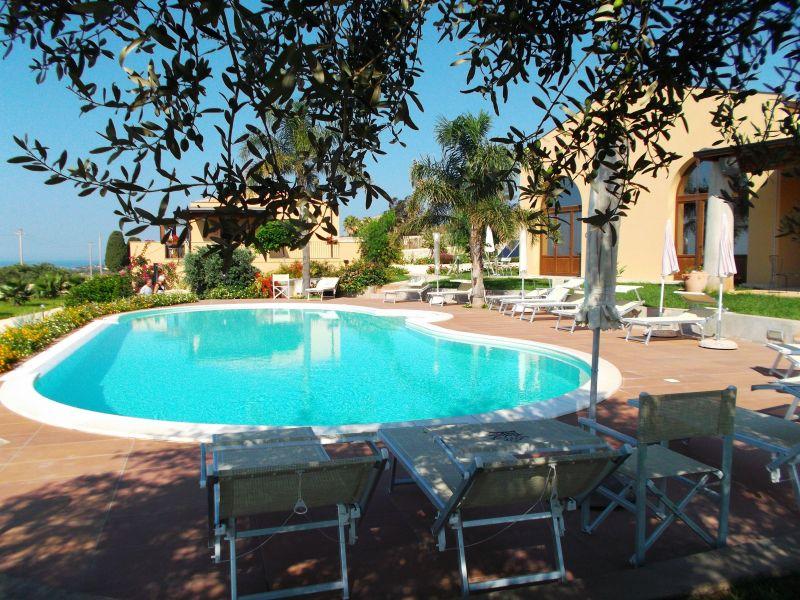 Piscine Location Villa 91710 Sampieri