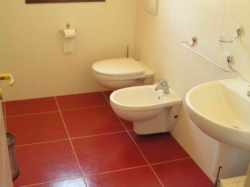 salle de bain Location Villa 91710 Sampieri