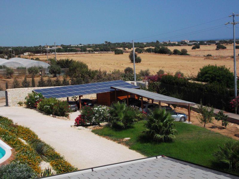 Parking Location Villa 91710 Sampieri