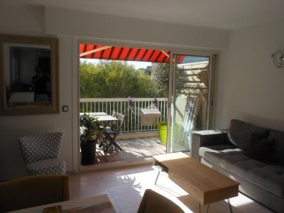 Vue de la terrasse Location Appartement 93205 Saint Raphael