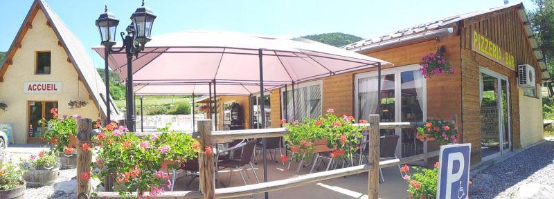 Vue autre Location Mobil-home 93371 Barcelonnette