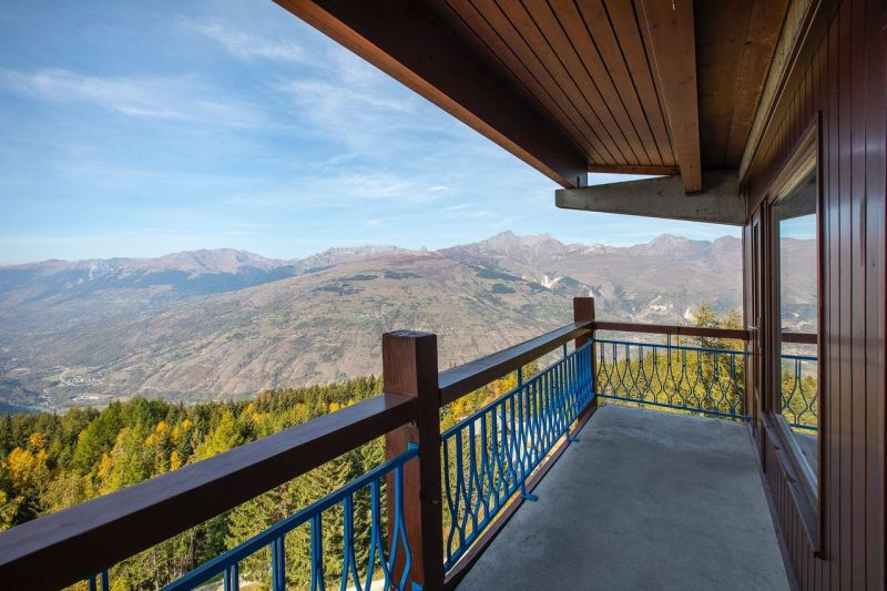 Balcon Location Appartement 93583 Les Arcs