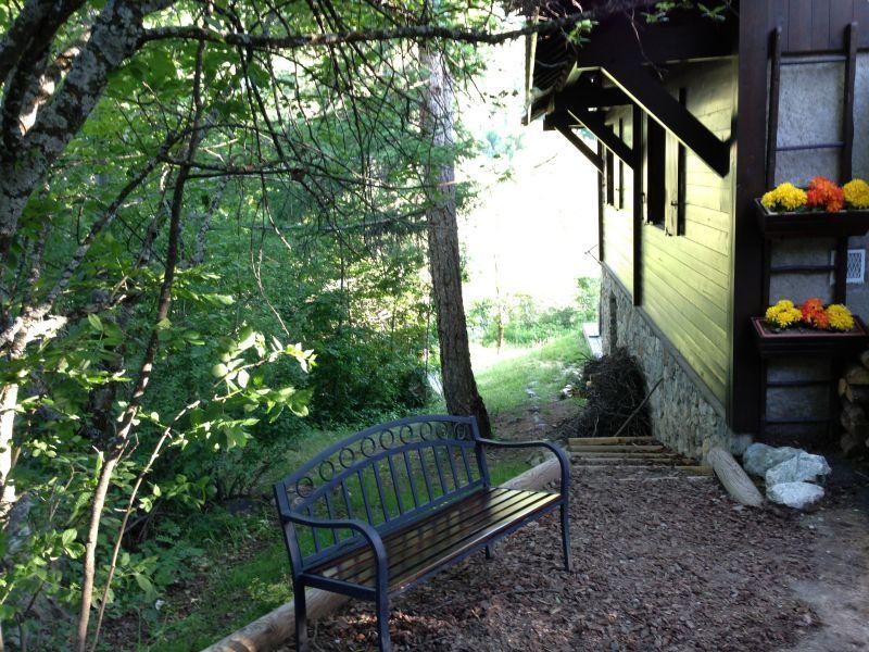 Jardin Location Chalet 94407 Puy Saint Vincent