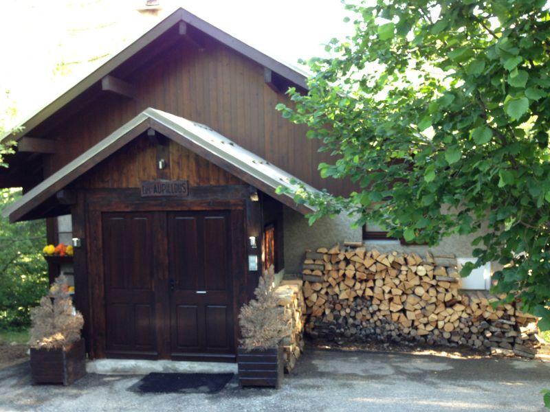 Entrée Location Chalet 94407 Puy Saint Vincent