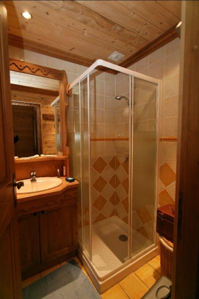 Salle d'eau 1 Location Appartement 95442 Le Grand Bornand