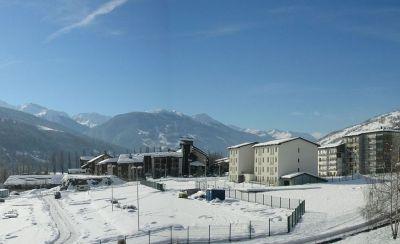 Vue du balcon Location Appartement 96964 Bourg saint Maurice