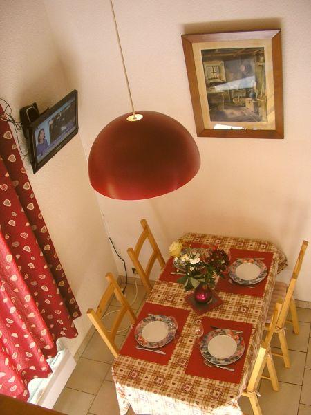 Salle à manger Location Appartement 96964 Bourg saint Maurice