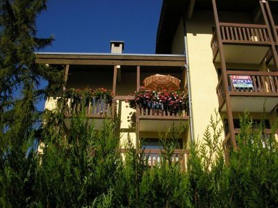 Balcon Location Appartement 96964 Bourg saint Maurice