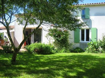 Jardin Location Maison 97376 Sainte Marie de Ré
