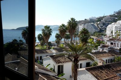 Vue depuis la location Location Appartement 104254 Almuñecar