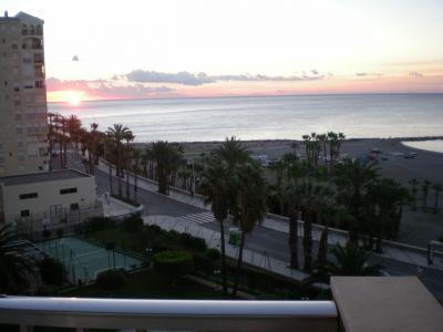 Vue du balcon Location Appartement 105390 Almu�ecar