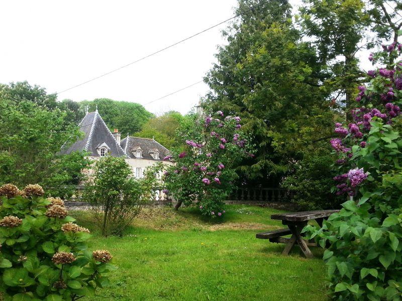 Jardin Location Maison 107686 Saint Vaast la Hougue