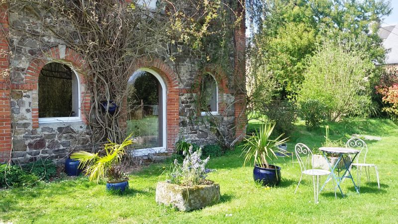 Vue extérieure de la location Location Maison 107686 Saint Vaast la Hougue