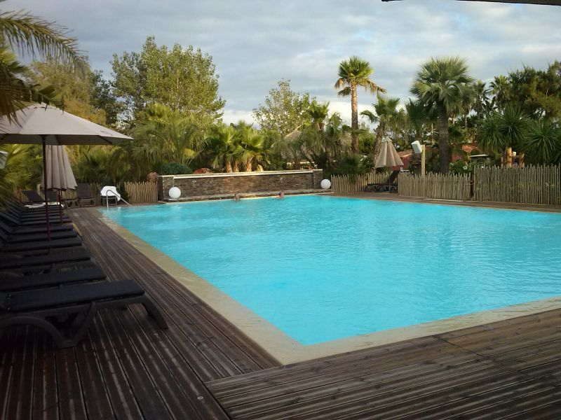 Piscine Location Mobil-home 107754 Ramatuelle
