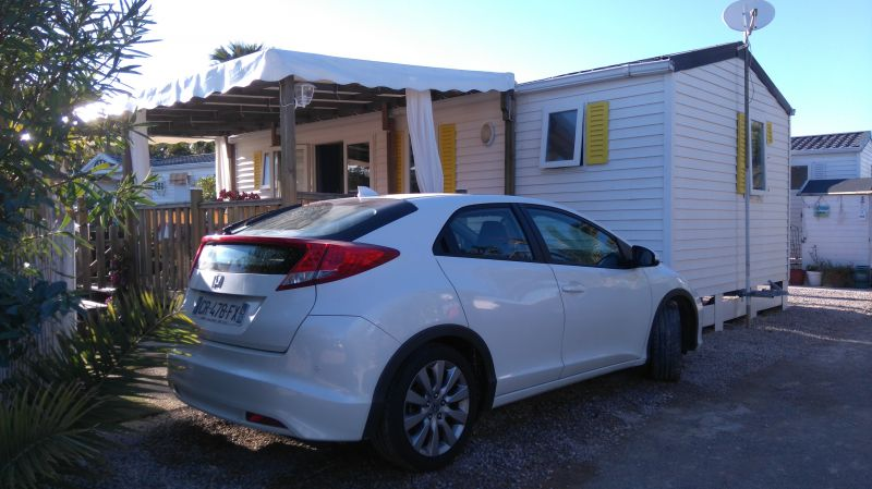 Parking Location Mobil-home 107754 Ramatuelle